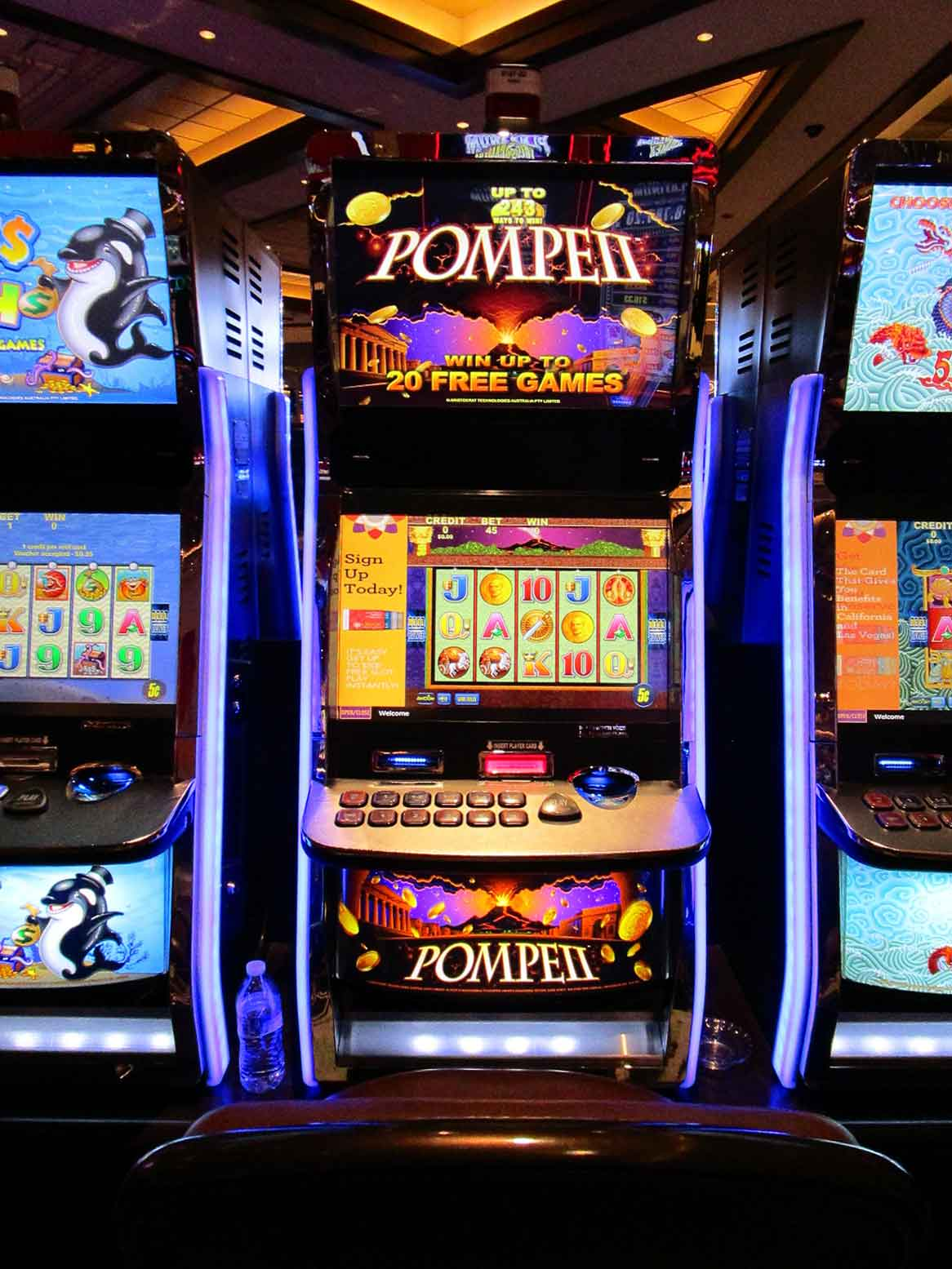 Freispiele Online Casino Glücksspiel
