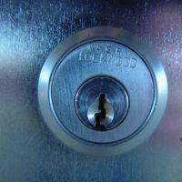Haus Sicherheit Tür Sicherheitsschloss