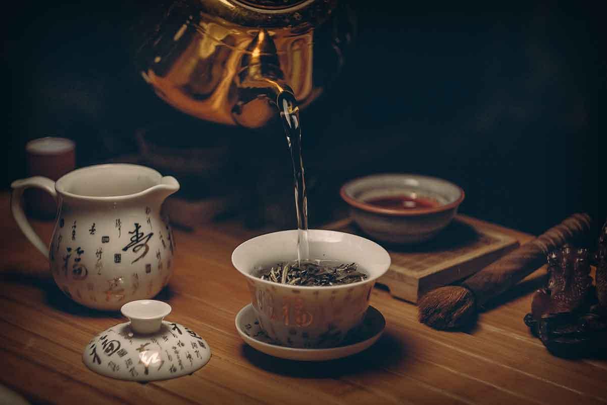 Kava Kava Kräuter Tee