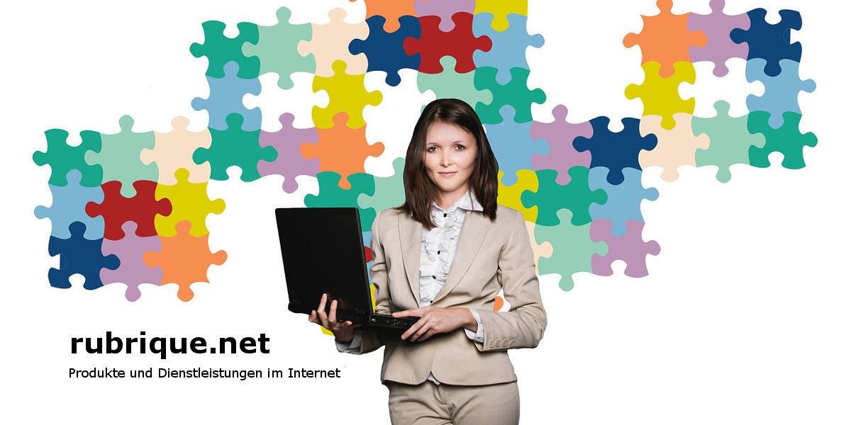 rubrique.net - Produkte und Dienstleistungen im Internet